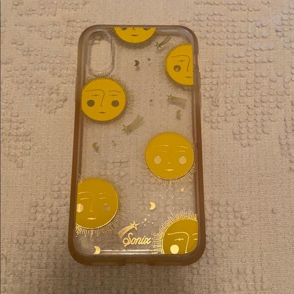 Sonix Accessories - sonix iphone X XS phone case suns shooting stars